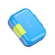 Zoku Neat Bento Jr Kids Lunch Box - Blue
