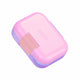 Zoku Neat Bento Jr Kids Lunch Box - Pink