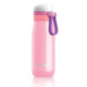 Zoku Ultralight Stainless Steel Bottle - Pink