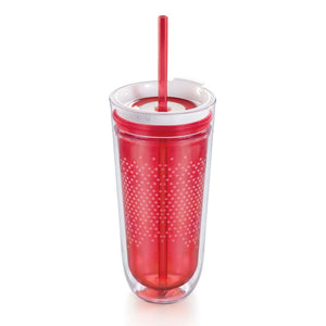 Zoku Travel Tumbler - Red