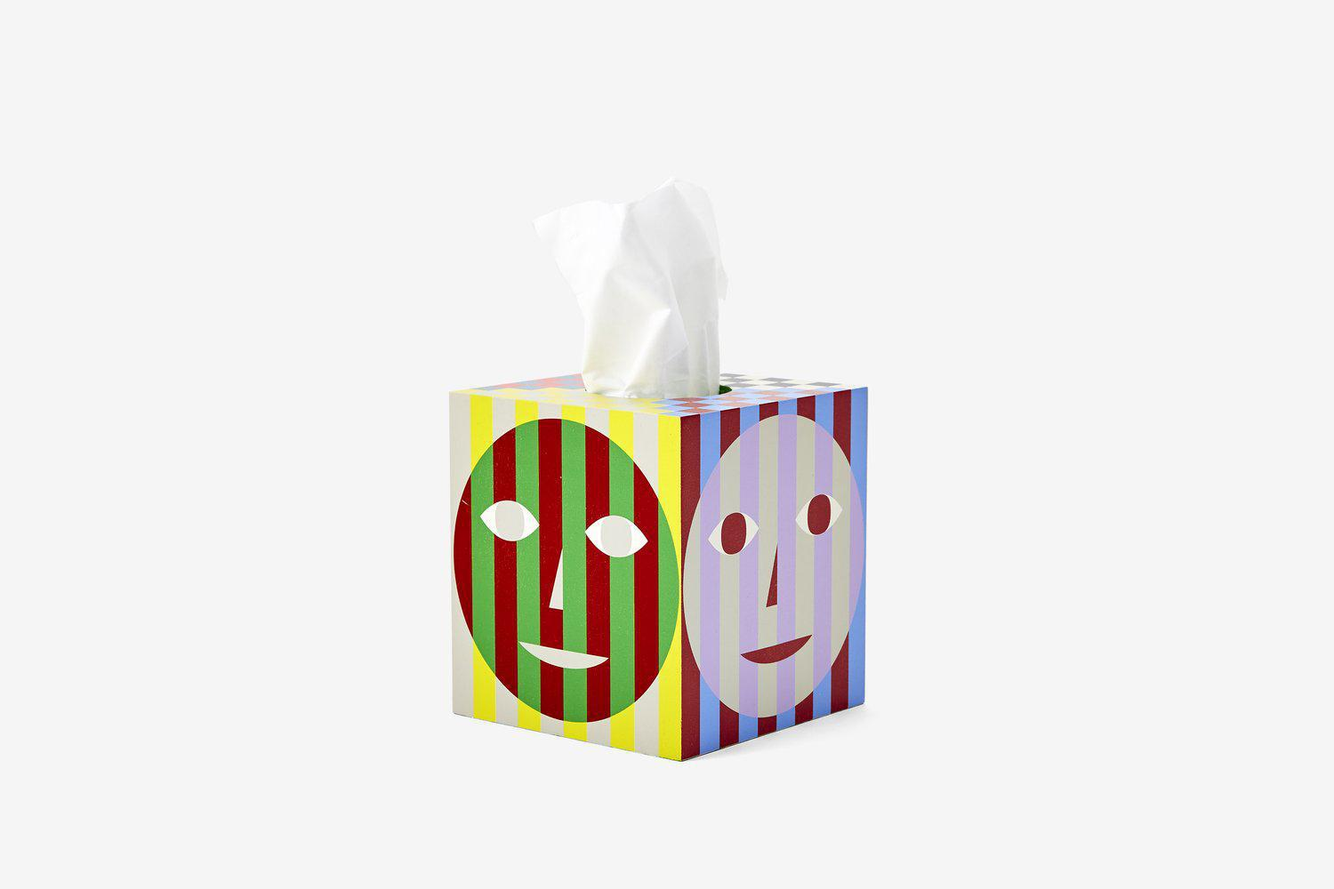 AreaWare 'Everybody Tissue Box'