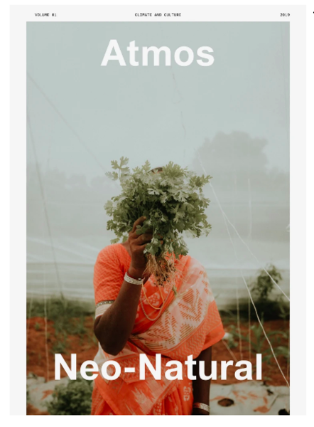Atmos: Neo Natural| Issue 01 2019
