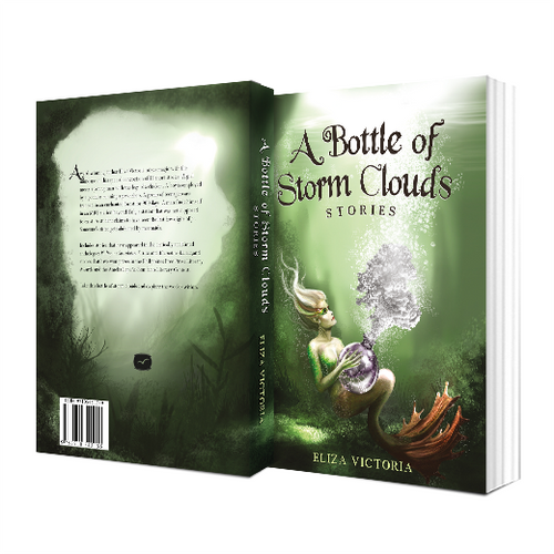 A Bottle Of Storm Clouds Stories by Eliza Victoria