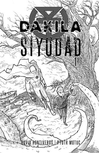 DAKILA: Siyudad Issue 1 (of 4)