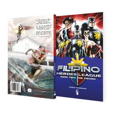 Load image into Gallery viewer, Filipino Heroes League Book Two: The Sword by Paolo Fabregas