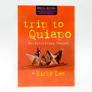 Trip To Quiapo by Ricky Lee available here at Avenida
