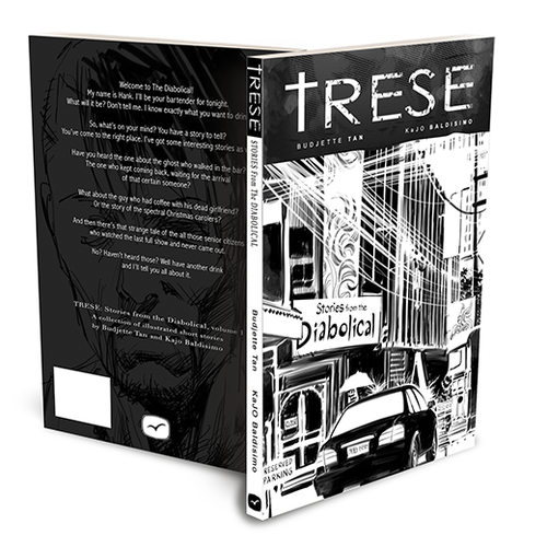 Trese: Stories From The Diabolical Vol.1 by Budjette Tan & Kajo Baldisimo