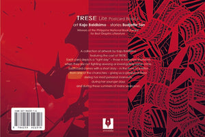 TRESE Lite Postcard Book 1 by Budjette Tan and Kajo Baldisimo available here at Avenida