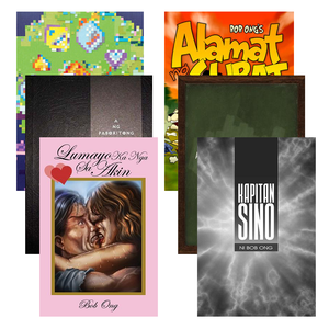 Bob Ong Avenida Book Bundle