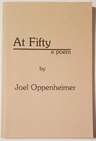 At Fifty: A Poem