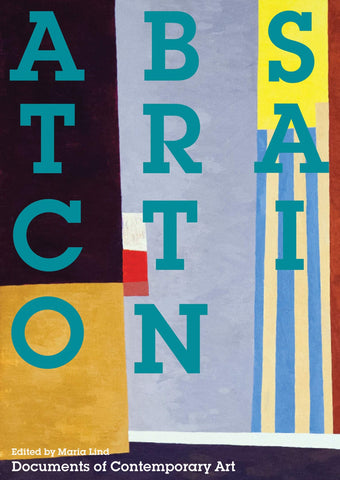 Abstraction: Documents of Contemporary Art