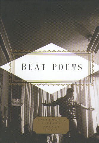 Beat Poets (Everyman's Library Pocket Poets Series) (Hardcover)