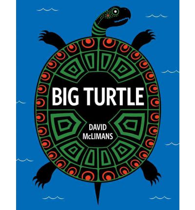 Big Turtle (Hardcover)