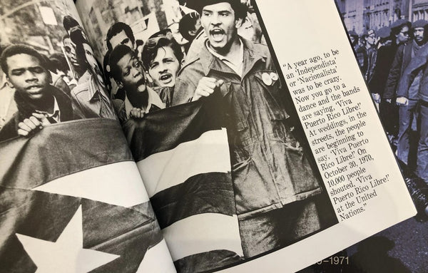 Palante: Voices and Photographs of the Young Lords, 1969–1971