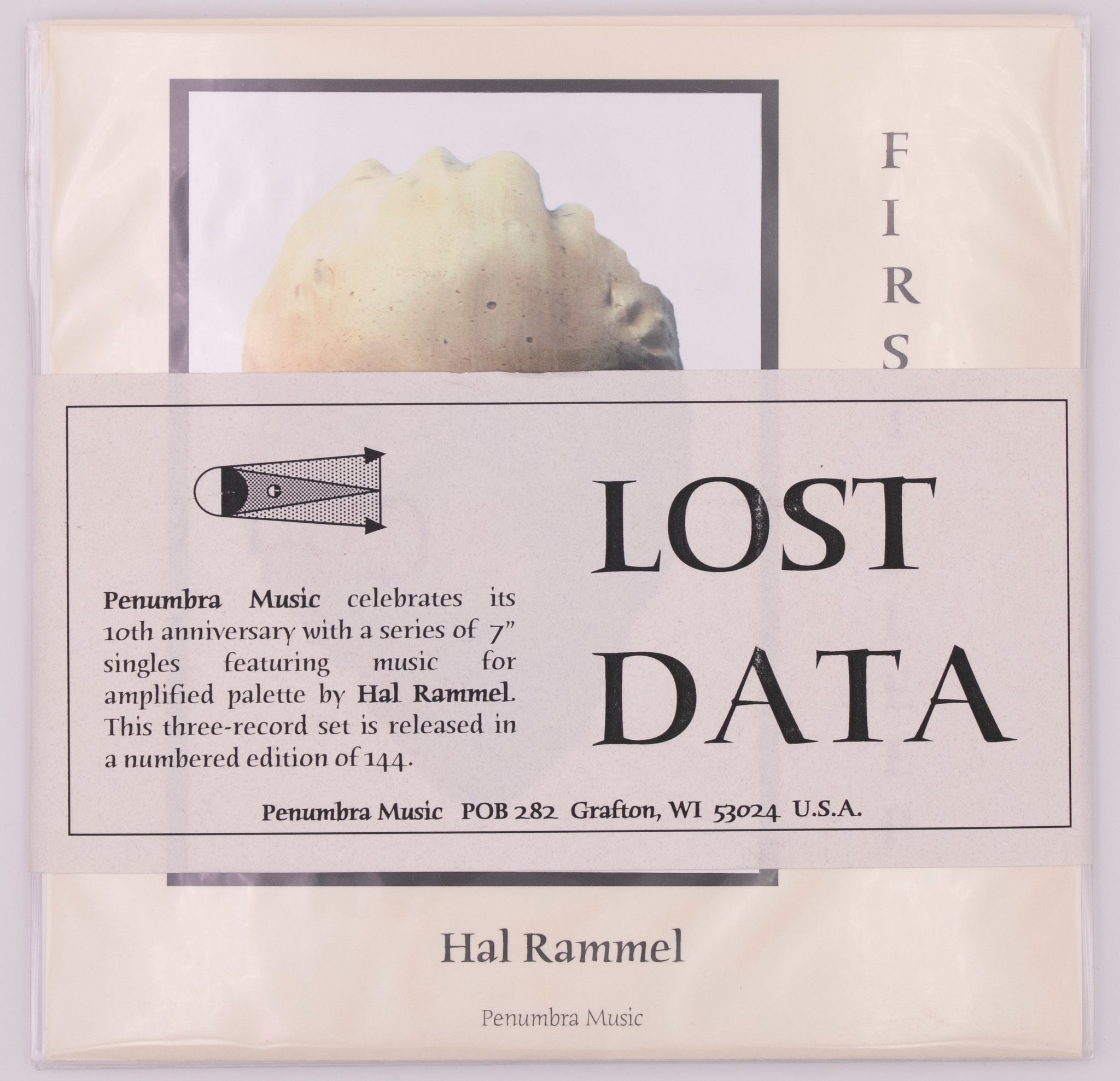 "Lost Data 7"" Series"
