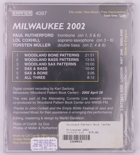 Milwaukee 2002