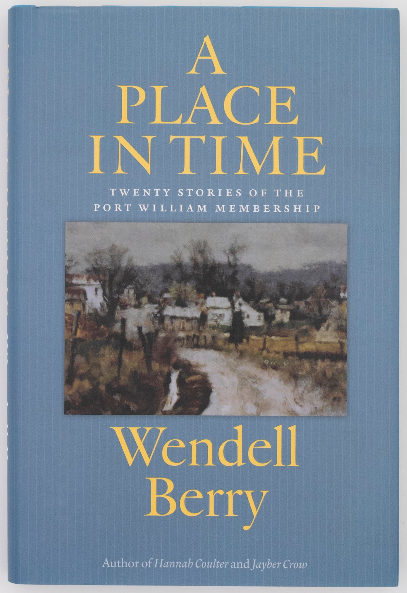 A Place in Time (Hardcover)