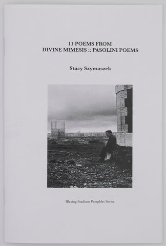 11 Poems from Divine Mimesis :: Pasolini Poems