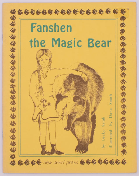 Fanshen the Magic Bear