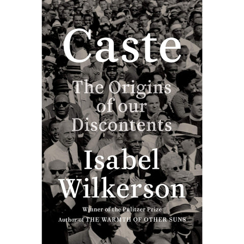 Caste: The Origins of Our Discontent (Hardcover)
