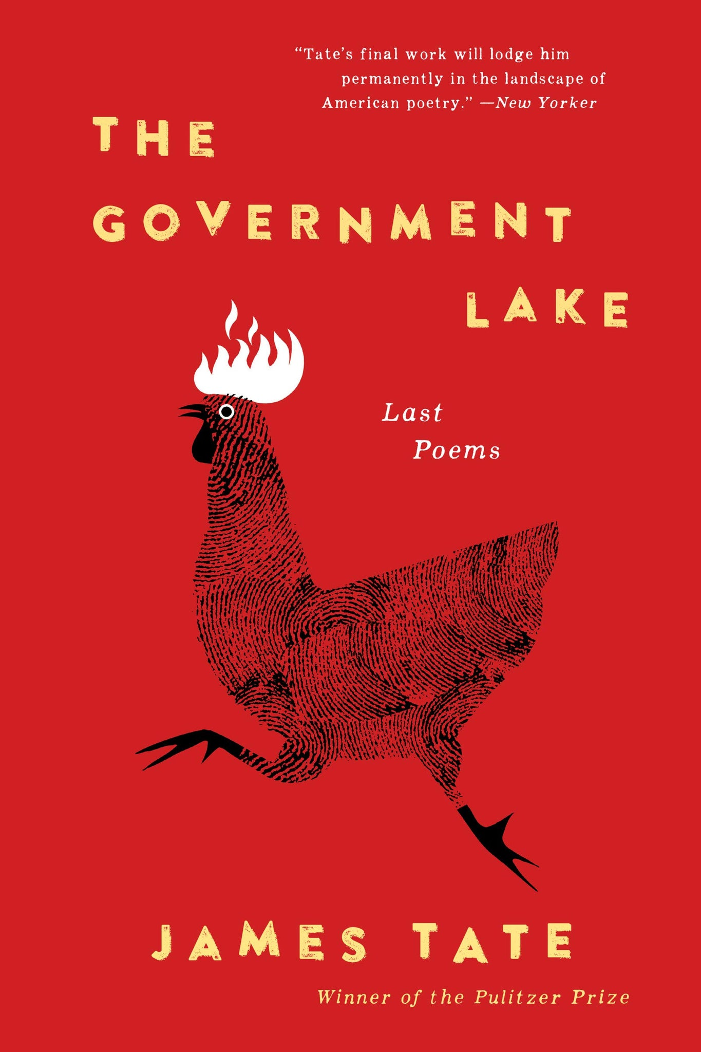 The Government Lake: Last Poems