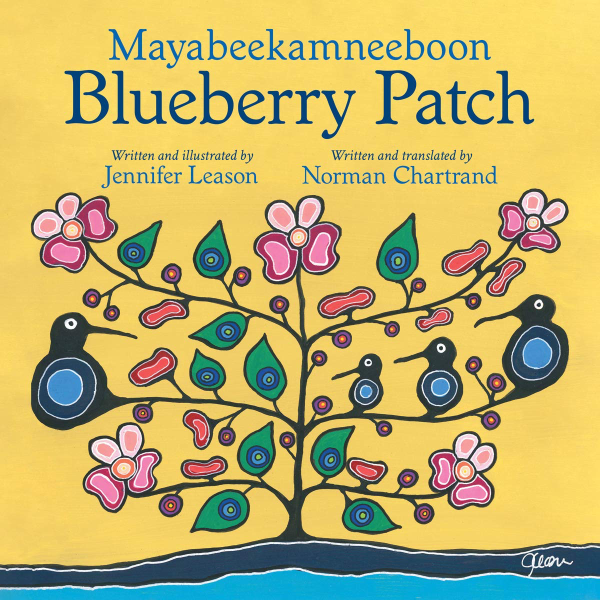 Meennunyakaa: Blueberry Patch