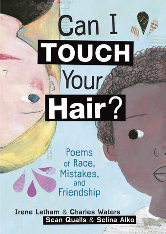 Can I Touch Your Hair?: Poems of Race, Mistakes, and Friendship (Hardcover)