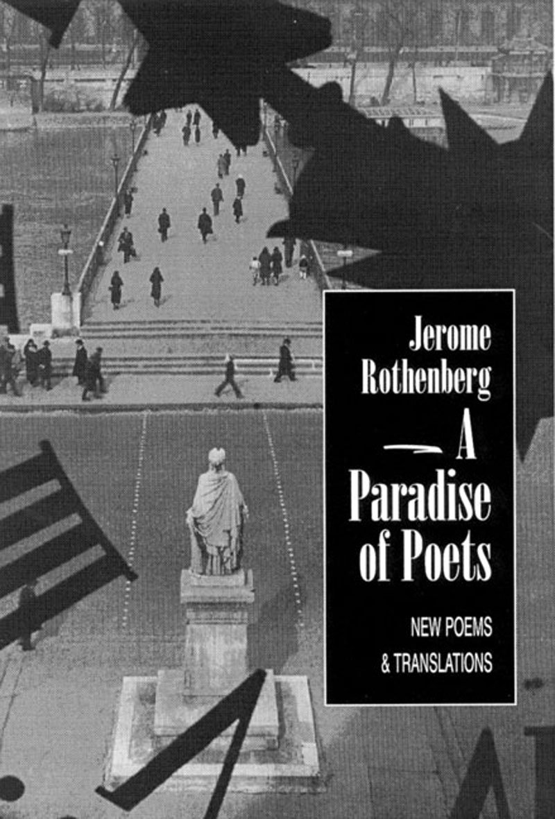 A Paradise of Poets: New Poems & Translations