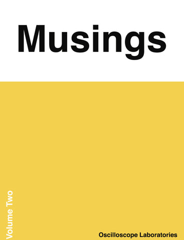 Musings: Volume 2