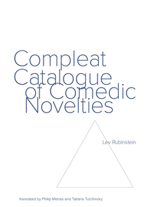 Compleat Catalogue of Comedic Novelties
