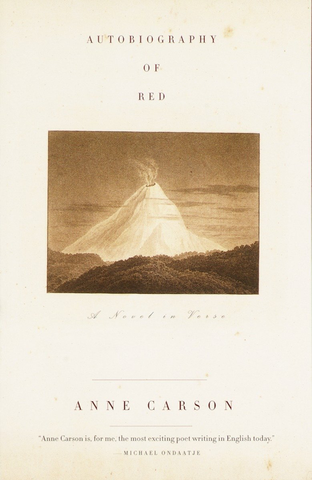 Autobiography of Red: A Novel in Verse