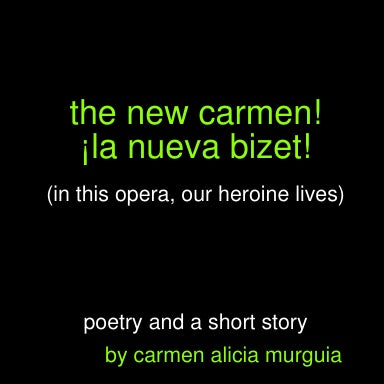 The New Carmen! !la nueva bizet!