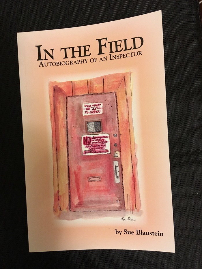 In the Field: Autobiography of an Inspector