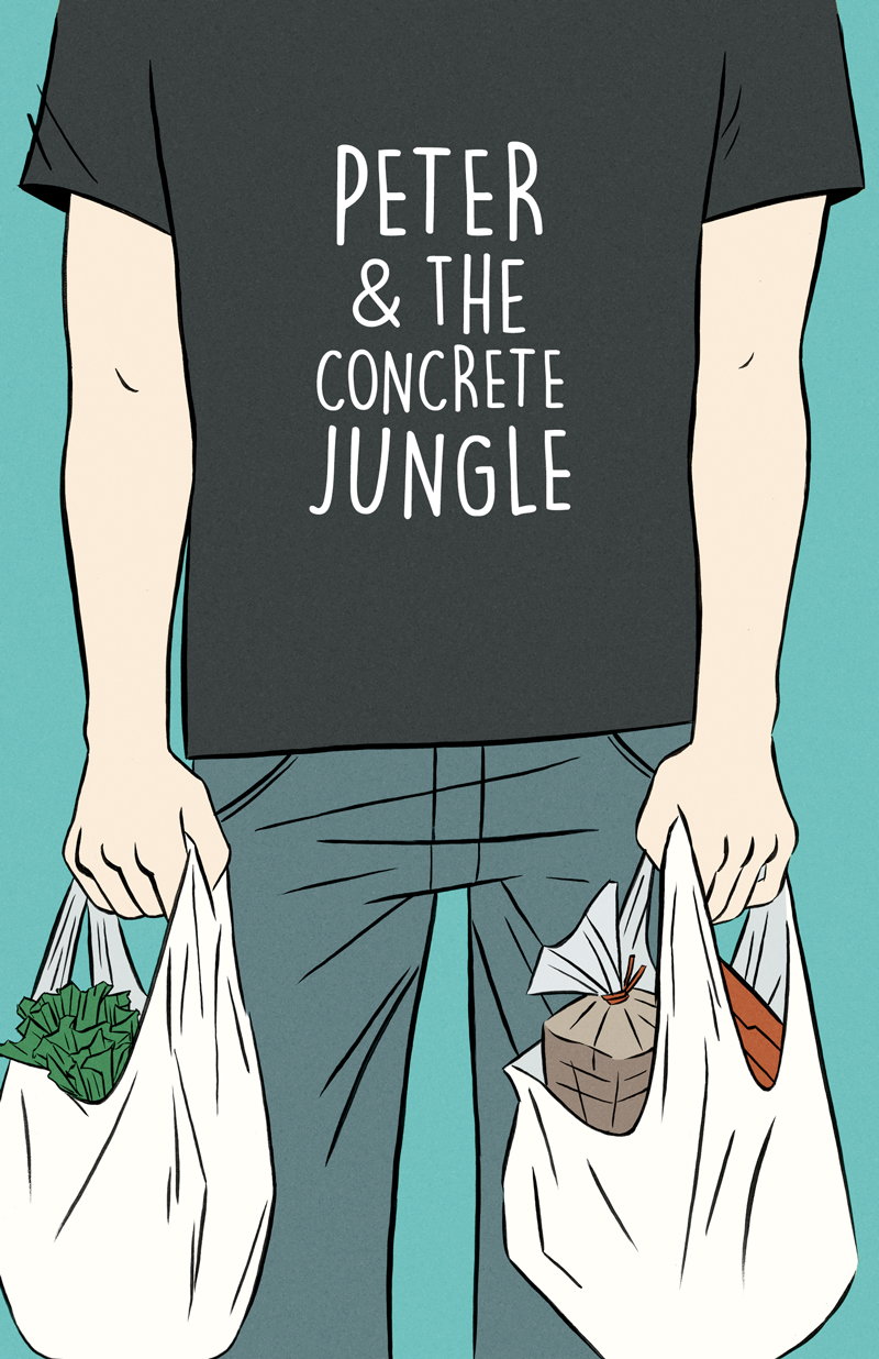 Peter and the Concrete Jungle