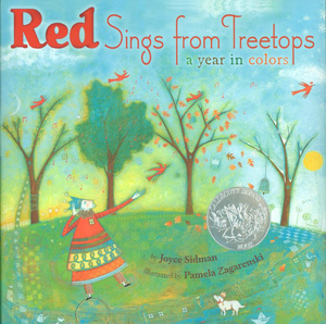 Red Sings from Treetops: A Year in Colors (Hardcover)
