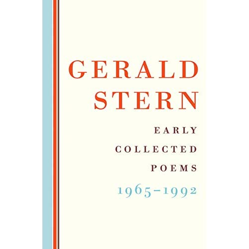 Gerald Stern: Early Collected Poems 1965-1992 (Hardcover)