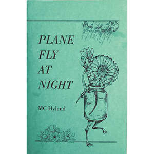 Plane Fly at Night (Tuscaloosa Notebook Poems)