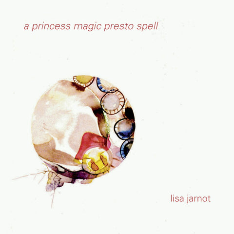 A Princess Magic Presto Spell (Hardcover)