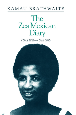 The Zea Mexican Diary: 7 September 196—7–September 1986