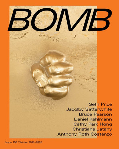 BOMB Magazine #150 (Winter 2020)