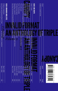 Invalid Format: An Anthology of Triple Canopy Vol. 2