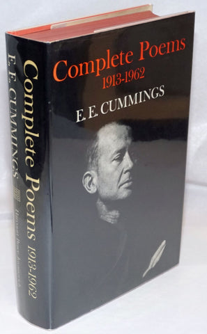 E.E. Cummings: Complete Poems, 1913-1962 (Hardcover) (1972 Edition)
