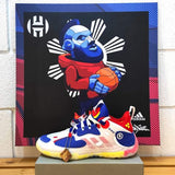 Basketball Shoes - Harden x Quiccs - Sports Central
