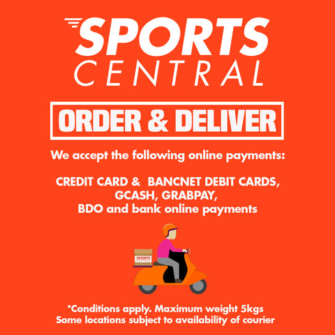 Order and Deliver - Sports Central