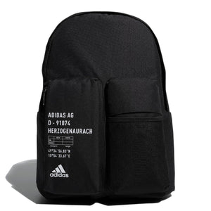 Adidas Classic 3D Pockets Backpack GG1068