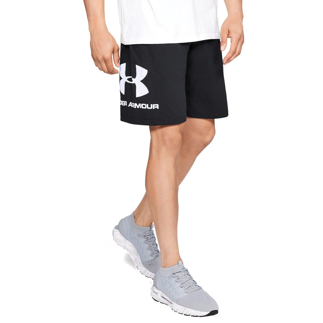 UA MEN'S SPORTSTYLE COTTON GRAPHIC SHORT