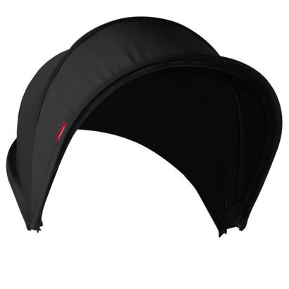 phil&teds smart sunhood with fittings black_black