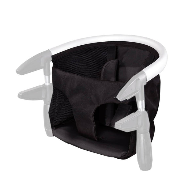 phil&teds lobster portable high chair super easey replacement fabric_black