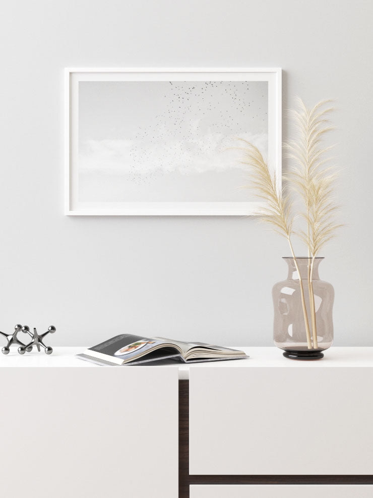 LIKE A BIRD II - FINE ART POSTER