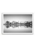 MANHATTAN - FINE ART POSTER